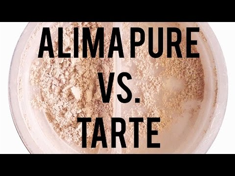 Satin Matte Foundation by Alima Pure #4