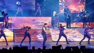 Humanos a Marte - Chayanne en Auditorio Nacional México 24/10/18