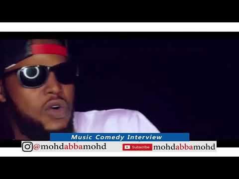 Music comedy interview episode 1 with morell ft classiq ft dj abba ft deezell by Mohammed Abba