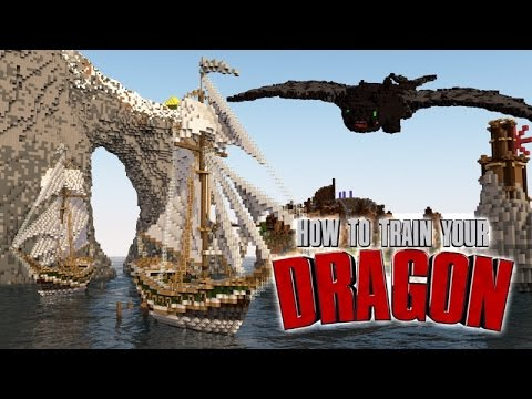 Minecraft walkthrough how to train your dragon ep 1 the isle of 2759 ccuart Images