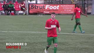 Boldmere St Michaels vs Coventry United - The Best Bits