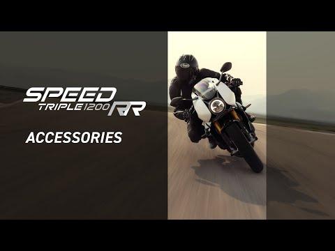 2022 Triumph Speed Triple 1200 RR in Belle Plaine, Minnesota - Video 5