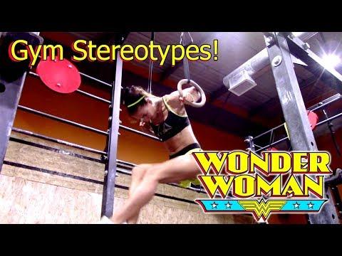 ТИПЫ ЛЮДЕЙ В КРОССФИТ и ТРЕНАЖЕРНОМ ЗАЛЕ! Gym Stereotypes! (видео)