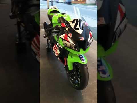 2017 Kawasaki ZX10RR RACE BIKE in Auburn, Washington