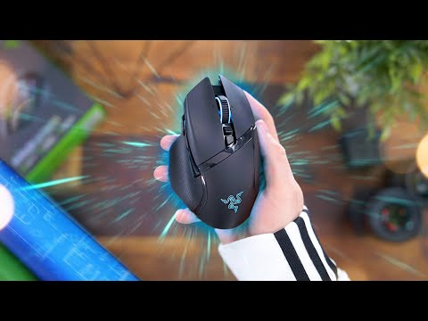 Razer Basilisk Ultimate滑鼠介紹