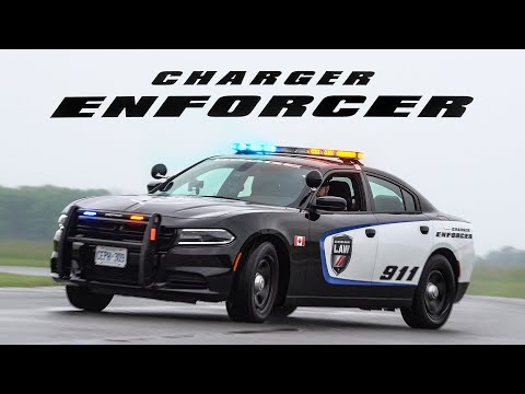 2019 Dodge Charger Enforcer Police Car Review – What It's Like To Be A Cop