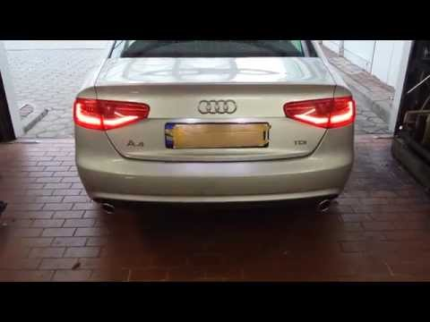 Audi Semi Dynamic Turning Signal - Semi Dynamischer Blinker - Einbauanleitung