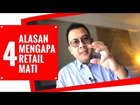 BERITA TERKINI 4 ALASAN MENGAPA RETAIL MATI - Tom MC Ifle