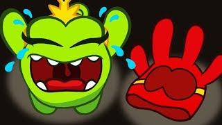 Om Nom fu Rapito | cartoni animati per bambini | compilazione di episodi completi