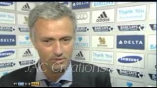 Jose Mourinho Post Match Interview Chelsea 20 Hull City 18/8/13