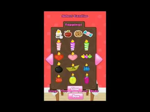 Video of Love Cake Maker - Cooking game