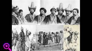 Казахи не произошли от кыргызов.