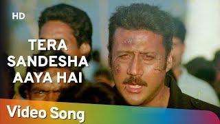 Tera Sandesha Aaya Hai (HD)   Izzat (1991   - YouTube