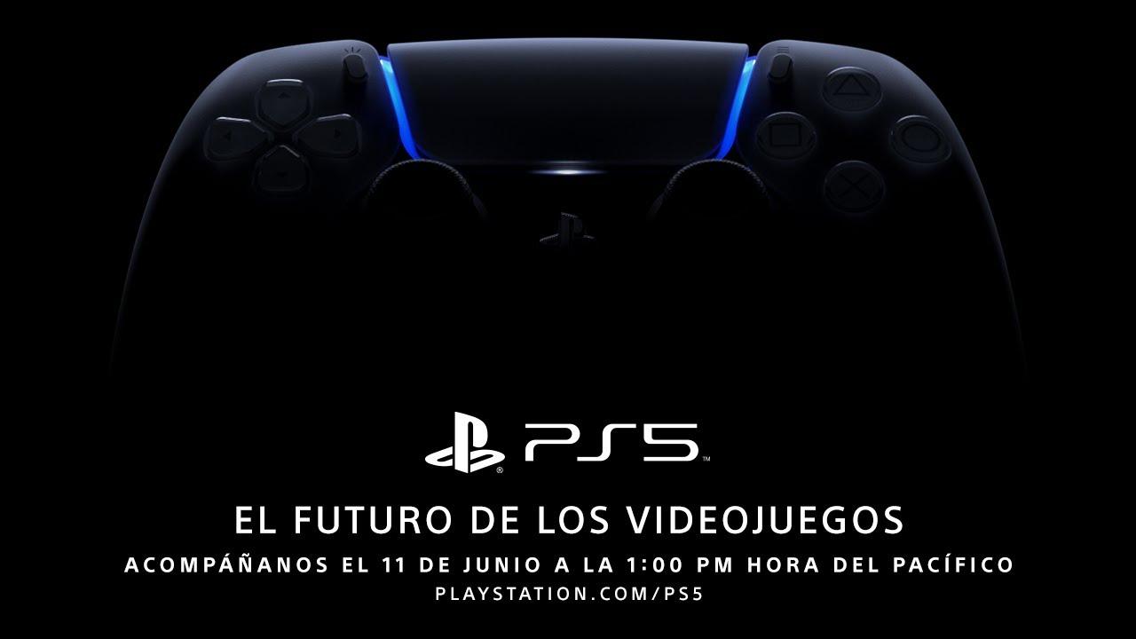 FECHA ACTUALIZADA: Este jueves, mira el Futuro de los Videojuegos en PS5