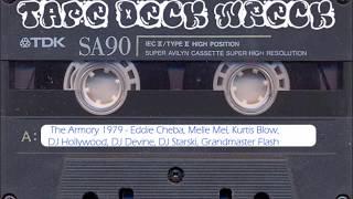 The Armory 1979 - Melle Mel, Kurtis Blow, DJ Starski, Grandmaster Flash (restored)