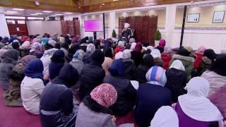 2017 (Waqifat-e Nau Nasirat – 22. Januar)