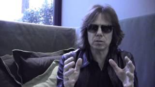 Joey Tempest (Europe) War Of Kings - interview 2015 @ Linea Rock by Barbara Caserta