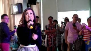 """Jolina Magdangal Sings """"Kapag Ako Ay Nag Mahal"""""""