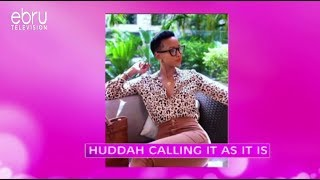 You Are Either Fat, Petite Or Skinny- Huddah Monroe