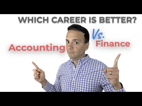 , title : 'Accounting Vs. Finance. Which Career Choice is better?