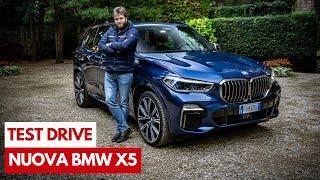 Nuova BMW X5 | Test Drive in Anteprima con la quarta generazione