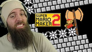 Making the Most Of An INCREDIBLY HORRIBLE Situation [SUPER MARIO MAKER 2] [ENDLESS #92]