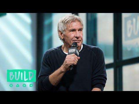 Harrison Ford On His New Film,