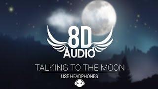 Bruno Mars - Talking To The Moon (8D AUDIO)