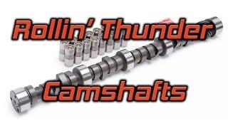 Edelbrock (2231): Rollin' Thunder Camshaft for '57-'86 SB Chevy