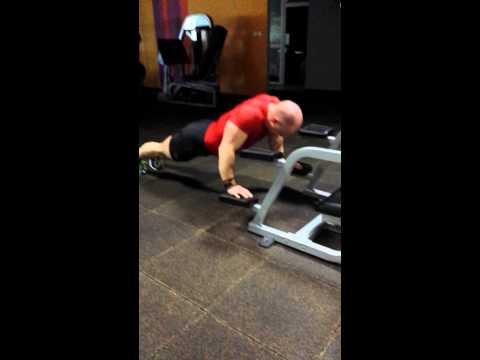 Skurcze mięśni luka