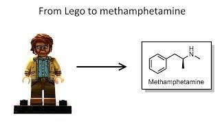 From Lego To N-methylamphetamine