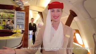 Emirates A380 Configuration