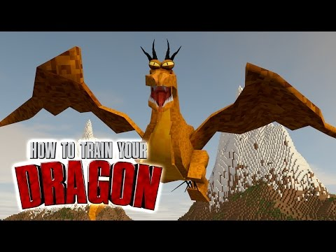Minecraft walkthrough how to train your dragon ep 1 the isle of 1602 1638 next 2 how to train your dragon ep ccuart Images