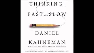 Daniel Kahneman: Thinking, Fast & Slow (Audiobook Full)