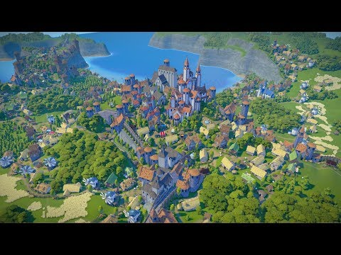 Foundation | Ep. 1 | Building the Greatest Kingdom on Earth | City Building Tycoon Gameplay