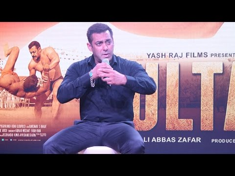 Here's what Salman Khan said in his controversial statement