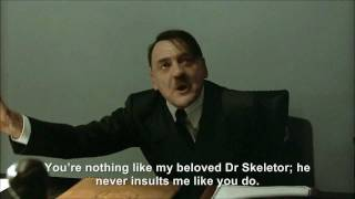 Hitler encounters Skeletor