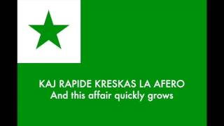 La Espero: Esperanto Anthem (Lyrics + English Translation)