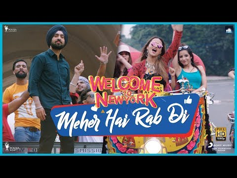 Meher Hai Rab Di Punjabi video song