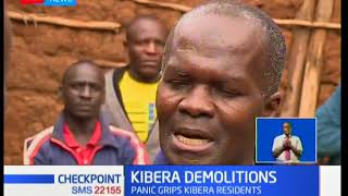 Fear grips Kibera residents as eviction notice is set to expire