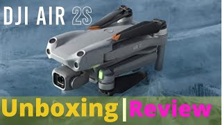 Dji mavic air 2s unboxing and review