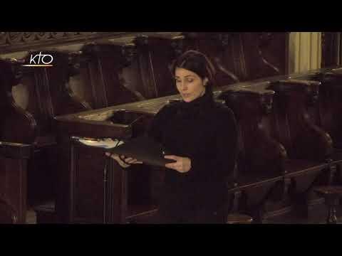Vêpres du 9 décembre 2020 à Saint-Germain-l'Auxerrois