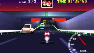 """Toad's Turnpike 3lap 2'59""""31 (PAL)"""