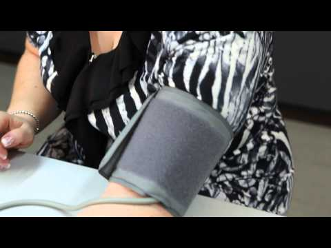 Klassifizierung von Blutdruck