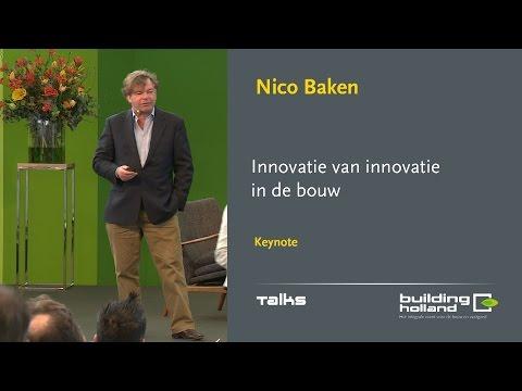 Innovatie van Innovatie in de bouw - Nico Baken