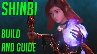 [Paragon] Shinbi Build Guide