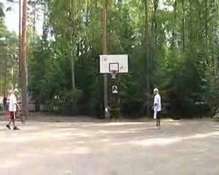 'Kasavuoren Kuningas' dunk contest 2k6