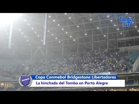 """""""hinchas porto"""" Barra: La Banda del Expreso • Club: Godoy Cruz"""