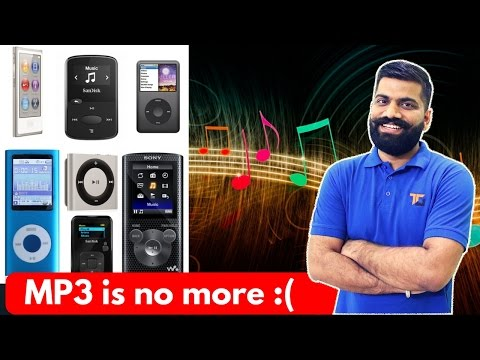 MP3 is Dead - 128Kbps Vs 320Kbps?