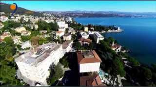 preview picture of video 'Opatija Croatia - The Queen of the Adriatic'